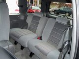 2000 Ford Explorer Sport 4x4 Rear Seat