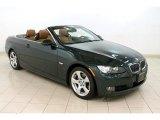 2008 Deep Green Metallic BMW 3 Series 328i Convertible #60233153