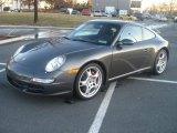 2005 Porsche 911 Slate Grey Metallic