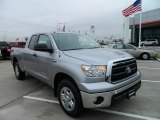 2012 Toyota Tundra Double Cab Front 3/4 View