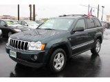 2006 Deep Beryl Green Pearl Jeep Grand Cherokee Limited 4x4 #60233116