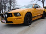 2007 Grabber Orange Ford Mustang GT Premium Coupe #60232781