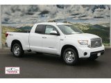 2012 Super White Toyota Tundra Limited Double Cab 4x4 #60232736