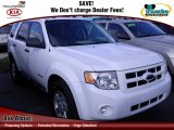 2009 Oxford White Ford Escape Hybrid #60233326
