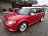 2012 Ford Flex Red Candy Metallic