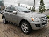 2009 Mercedes-Benz ML Pewter Metallic