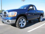 2006 Patriot Blue Pearl Dodge Ram 1500 SLT Regular Cab #60233288