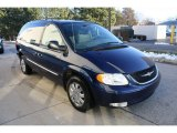 2003 Midnight Blue Pearl Chrysler Town & Country Limited #60233267