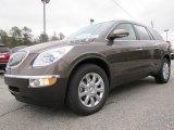2012 Buick Enclave Cocoa Metallic
