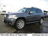 2012 Sapphire Grey Metallic Mercedes-Benz GLK 350 4Matic #60290053
