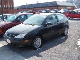2005 Pitch Black Ford Focus ZX3 SE Coupe #6020903