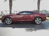 2010 Red Jewel Tintcoat Chevrolet Camaro SS/RS Coupe #60289721