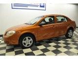 2007 Sunburst Orange Metallic Chevrolet Cobalt LS Sedan #60290020