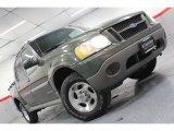 2002 Estate Green Metallic Ford Explorer Sport Trac 4x4 #60289869