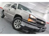 2007 Chevrolet Silverado 1500 Doeskin Tan