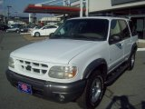 2000 Oxford White Ford Explorer XLT 4x4 #60289864