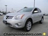 2012 Brilliant Silver Nissan Rogue SL #60289685