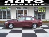 2011 Basque Red Pearl Honda Accord LX-P Sedan #60289837