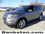 2011 Sterling Grey Metallic Ford Explorer Limited #60289641