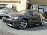 2005 Sparkling Graphite Metallic BMW 3 Series 330i Coupe #60289807