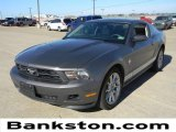 2011 Sterling Gray Metallic Ford Mustang V6 Premium Coupe #60289625