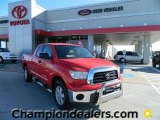 2007 Radiant Red Toyota Tundra SR5 Double Cab #60289785