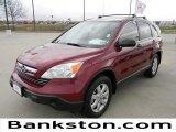 2008 Tango Red Pearl Honda CR-V EX #60289599