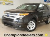2011 Tuxedo Black Metallic Ford Explorer XLT #60289766