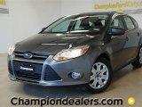 2012 Sterling Grey Metallic Ford Focus SE 5-Door #60289756