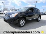 2012 Super Black Nissan Rogue S Special Edition #60320038