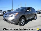 2012 Platinum Graphite Nissan Rogue S Special Edition #60320037