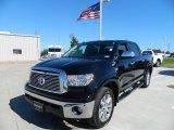2012 Black Toyota Tundra Platinum CrewMax 4x4 #60320073