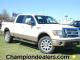 2012 Ford F150 King Ranch SuperCrew 4x4