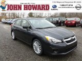 2012 Dark Gray Metallic Subaru Impreza 2.0i Premium 5 Door #60289902