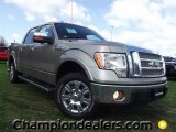 2011 Pale Adobe Metallic Ford F150 Lariat SuperCrew #60320062