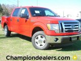 2011 Race Red Ford F150 XLT SuperCrew #60320061