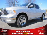 2012 Bright Silver Metallic Dodge Ram 1500 Big Horn Crew Cab #60328410