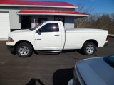2009 Stone White Dodge Ram 1500 SLT Regular Cab 4x4 #60328914