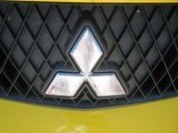 Mitsubishi Eclipse 2009 Badges and Logos