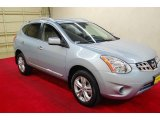 2012 Frosted Steel Nissan Rogue SV #60328379