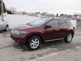 2009 Merlot Metallic Nissan Murano SL AWD #60328893