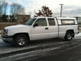 2004 Summit White Chevrolet Silverado 1500 LS Extended Cab #60328598