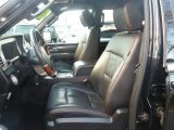 2007 Lincoln Navigator Ultimate 4x4 Charcoal/Caramel Interior