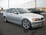2004 Titanium Silver Metallic BMW 3 Series 330i Sedan #60328316