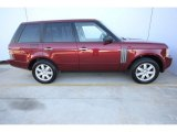 2006 Alviston Red Mica Land Rover Range Rover HSE #60328541
