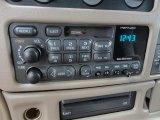 2000 Chevrolet Astro LS Passenger Van Controls
