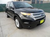 2011 Tuxedo Black Metallic Ford Explorer XLT #60328531