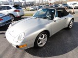 1997 Porsche 911 Carrera Cabriolet Data, Info and Specs