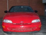 1999 Bright Red Chevrolet Cavalier RS Coupe #6026121