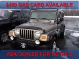 2006 Light Khaki Metallic Jeep Wrangler Unlimited Rubicon 4x4 #60328755